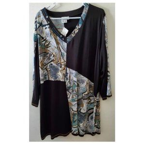 NWT Parsley & Page Tunic, Remi Top 3x